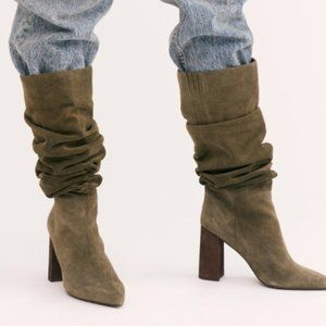 Free People Jeffrey Campbell Felicity Slouch Boots